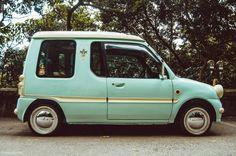 Mitsubishi Minica Toppo {Town Bee} E-H31A