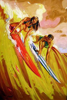 Ron Croci | COTW Surf Artist