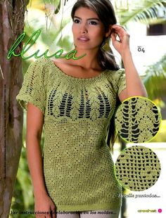 Delicadezas en crochet Gabriela: crochet