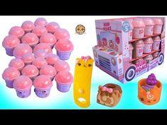 Num Noms Series 2, Shopkins Season 9, Num Noms Toys, Cookie Swirl C, Personajes Monster High, Little Live Pets, Kids Necklace, Baby Alive, Cake Decorating Tools