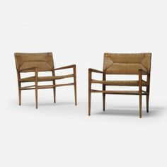 lounge chairs, pair / Mel Smilow < All < Shop   Wright Now