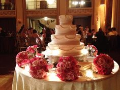July 14, 2012 at the Ballroom at the Ben in Philadelphia.  Congrats to Maggie & Chris!