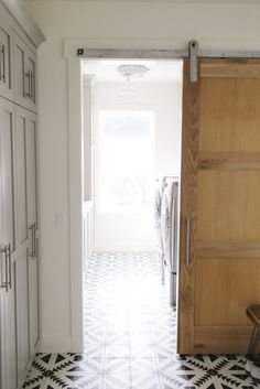 Wall Color – Benjamin Moore White Dove / Cabinet Color – Sherwin Williams Mindful Gray / Island Color – Benjamin Moore Iron Mountain - Mapleton New Build Kitchen & Dining - House of Jade Interiors Blog