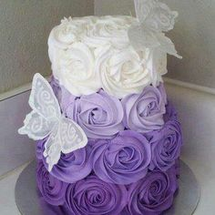 Beautiful cake! :)