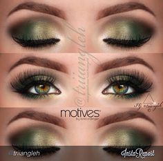 makeup for hazel eyes - Google Search