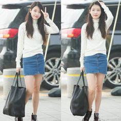 """2015/10/21 Incheon International Airport Departure today  #iu #iu_real #iunews #dlwlrma #dlwlrma_iu #leejieun #leejieun_iu #iufans #kpop #kpopidol…"""
