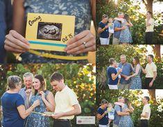 Hamilton Creek Photography, pregnancy announcement, twin pregnancy announcement
