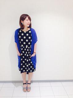 *大きな柄がかわいい新作ワンピース* | 熊本パルコ店 | POU DOU DOU ショップブログ