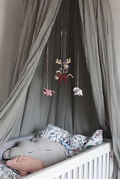 DIY: Sängmobil