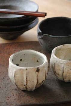 sake set / taizo yamamoto