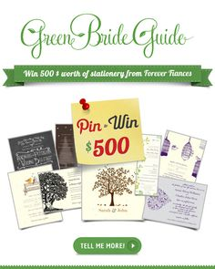 Click through for more details on how to win $500 in stationery!