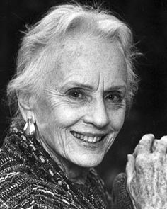 Jessica Tandy...aged gracefully..rip