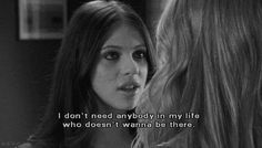 buffy the vampire slayer, georgina sparks, gossip girl, Fake Friend Quotes, Fake Friends, Fake Girls Quotes, Tv Show Quotes, Film Quotes, Buffy, Georgina Sparks, We Heart It, I Dont Need Anyone