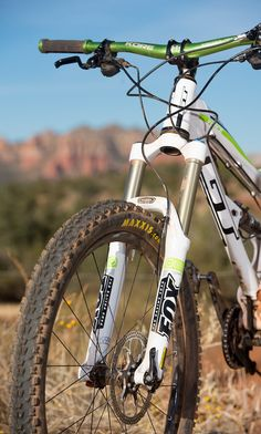 GT Force LE Fox 34 Float CTD fork 160mm travel
