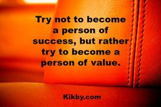Be invaluable Kikby.com