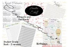 https://www.teacherspayteachers.com/Store/Clementines ON SALE! Only 3,5 $!  This teacher planner is amazing! It has everything you need. You just download it and hit print. Everything you need for the next 12 months already arranged for you. Hurry up and get it! Have the best year ever!