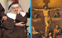"""Now, new details are emerging about her final days that show even more interesting convergences between her life and the liturgical calendar.  """"It was on Good Friday,"""" EWTN Chaplain Fr. Joseph Wolfe explained in a sermon he gave recently about Mother Angelica's death, """"that I heard from one of the caregivers who was helping Mother."""" Mother Mary Angelica"""