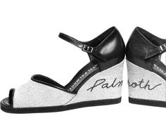 Palmroth wedges Court Shoes, Platform, Wedges, History, Heels, Fashion, Heel, Moda, Historia