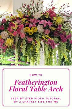 Dinner Party at the Featherington's – Bridgerton Inspired – DIY Floral Arch Décor Diy Craft Projects, Craft Tutorials, Diy Crafts, Arch Decoration, Decorations, Floral Arch, You Are Awesome, Amazing, All Holidays