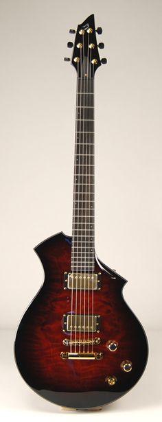 Breedlove Mark I Custom Chambered Electric Guitar