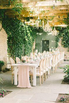 Reception Seating, Wedding Reception, Our Wedding, Dream Wedding, Reception Ideas, Flower Decorations, Wedding Decorations, Ivory Roses, Martha Stewart Weddings