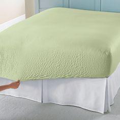 Bed Tite Solid 500 Thread Count Deep Pocket Sheet Set Size: Full, Color: Blue