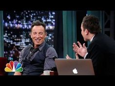 Bruce Springsteen's Funny Answer For Horse-Sized Duck Question - #funny #BruceSpringsteen #JimmyFallon