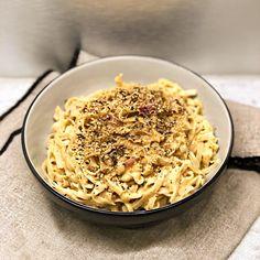 Risotto, Creme, Macaroni And Cheese, Ethnic Recipes, Food, Brown Rice, Curry Paste, Velveeta Macaroni And Cheese, Tagliatelle