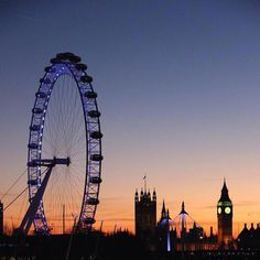 london eye image