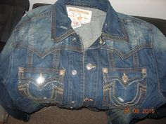 True Religion Jacket xxL!!! #TrueReligion #JeanJacket