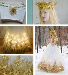 This 18-Year-Old Girl Makes Stunning Fairytale Dresses That Will Blow Your Mind! WOW! - http://quick.pw/6zm