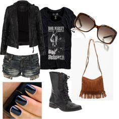 Grunge Fashion, created by natiro87 on Polyvore