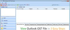 Process to open #Outlook #OST file without Exchange Server and Microsoft Outlook For complete details visit: http://jameskolay.wix.com/open-ost-file