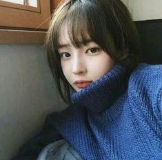 ulzzang, girl, and hwamin image Mode Ulzzang, Ulzzang Korean Girl, Cute Korean Girl, Cute Asian Girls, Beautiful Asian Girls, Cute Girls, Korean Beauty Girls, Asian Beauty, Son Hwamin