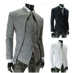 New futuristic blazer www.dealman.co.nz