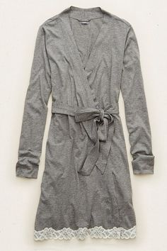 c013019cb9 Dark Heather Grey Aerie Cozy Robe Gift - The perfect gift for the ...