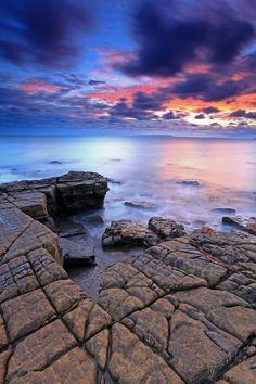 ˚Kimmeridge Bay- Dorset