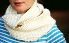 French Press Knits: bulky cowl