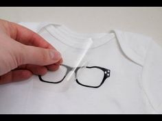 ▶ How To Apply Iron-On Vinyl for T-shirts or Clothing with the Silhouette CAMEO - YouTube