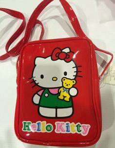 Vintage Hello Kitty bag 1993 Sanrio made in Japan 0e8459dd96bc8