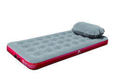 Inflatable Camping Twin Airbed w/ Pillow Pump Outdoor Portable Travel Mattress Camping Mattress, Air Mattress, Ready Bed, Kids Armchair, Inflatable Bed, Ozark Trail, Bed Sizes, Twin, Pumps