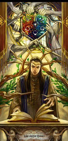 Elrond by angel1802_安静的诺多厨子阿巴 (by A802)