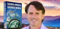 O novo livro do CEO Stephen Dinan da Shift Network: Sacred America, Sacred World
