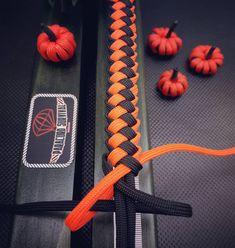 Blue Line Paracord Bracelet choix de standard ou taille XL.