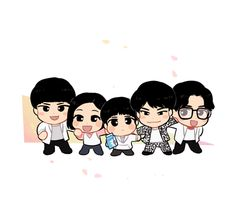 Pin by updated k-pop wallpapers on reply 1988 fanart in 2019 Replay, Korean Art, Disney Fan Art, Memes, Chibi, Mickey Mouse, Disney Characters, Fictional Characters, Instagram
