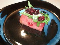 Napoleon, Tuna, Watermelon, Pudding, Yummy Food, Fish, Watch, Cooking, Desserts