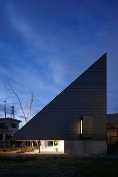 Name: Gallery of Eaves House Location: Hamamatsu, Shizuoka Prefecture, Japan Architect: mA-style architects Project Year: 2014