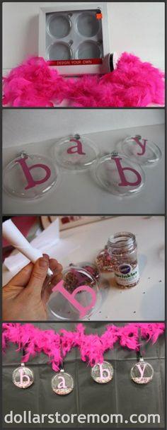 ADORNOS - BABY SHOWER