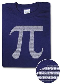 Pi Tee #Tip #TipOrSkip #TopTips  #mens  #style #clothes #geek