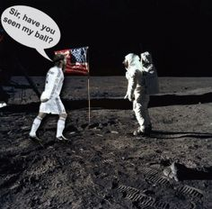 Nasa Apollo 11 lunar module pilot Buzz Aldrin stands on the moon near the American flag during NASA's historic first manned moon landing on July Apollo 11 commander Neil Armstrong took the photo. Mission Apollo 11, Apollo Moon Missions, Apollo 11 Moon Landing, 1st Moon Landing, Neil Armstrong, Iconic Photos, Photos Du, Space Photos, Space Probe